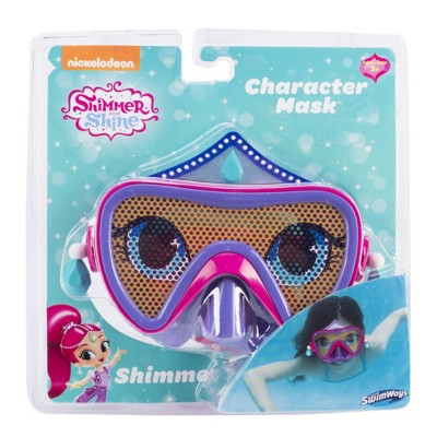 Swimways Character Mask - Shimmer And Shine - Shimmer