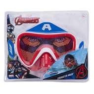 Swimways Character Mask - Marvel Captain America