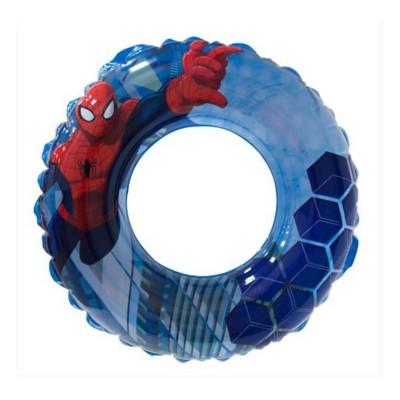 SwimWays Spiderman Inflatable Swim Ring