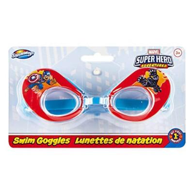 SwimWays Spiderman Swim Goggles