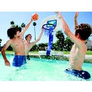 Swimways 2-In-1 Basketball And Volleyball Game
