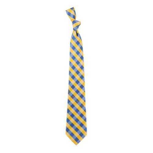 Eagles Wings St. Louis Blues Check Tie