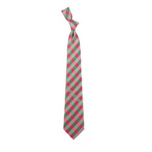 Eagles Wings Minnesota Wild Check Tie