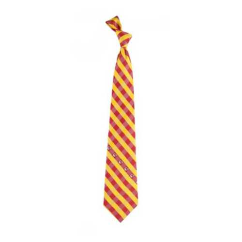 Eagles Wings Kansas City Chiefs Check Tie