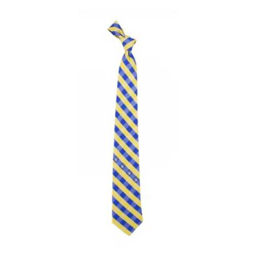 Eagles Wings Milwaukee Brewers Check Tie