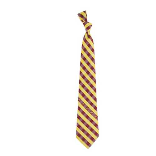 Eagles Wings Iowa State Cyclones Check Tie