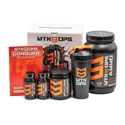 MTN OPS Conquer Weight Loss Combo