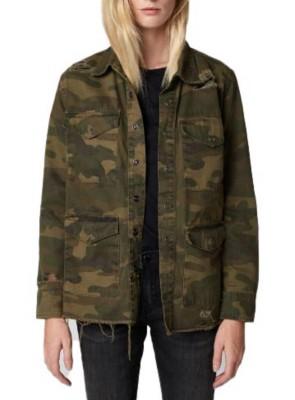 Women's Blank NYC Army Brat Jacket