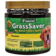 NaturVet GrassSaver Soft Chews for Dogs