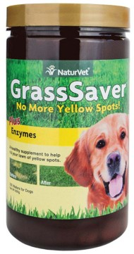 NaturVet GrassSaver Wafers for Dogs