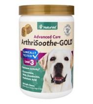 NaturVet Level 3 ArthriSoothe Gold Soft Pet Chews