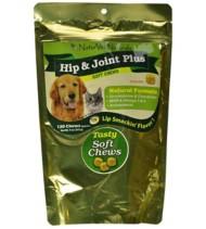 NaturVet Hip & Joint Plus Pet Soft Chews