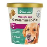 NaturVet Glucosamine DS Plus Level 3 Soft Pet Chews