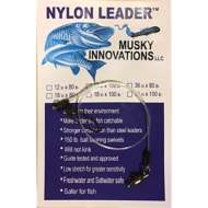 Musky Innovations Monofilament Leader