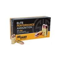 Sig Elite Performance 357 Mag 125gr FMJ 50/bx