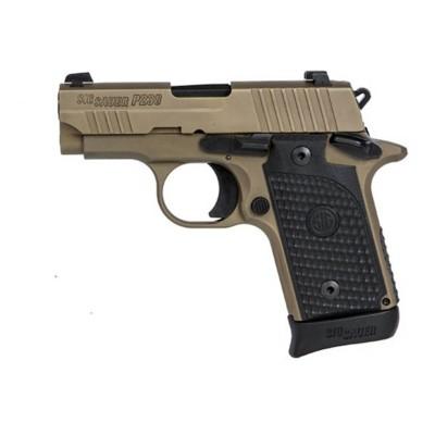 SIG P238 Emperor Scorpion 380 ACP Handgun