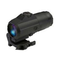 Sig Juliet4 Magnifier, 4x24mm, Powercam Qr Mount w/Spacers,