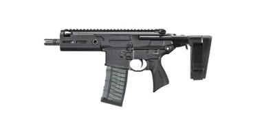 SIG MCX Rattler PSB 300 AAC Blackout Handgun