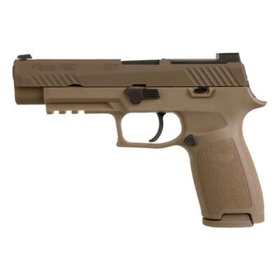 SIG P320-M17 Manual Safety 9mm Handgun