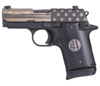SIG P938 Stand Micro Compact 9mm Handgun