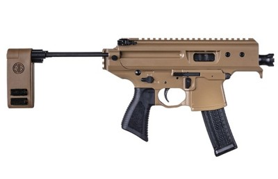 SIG MPX Copperhead PST 9mm