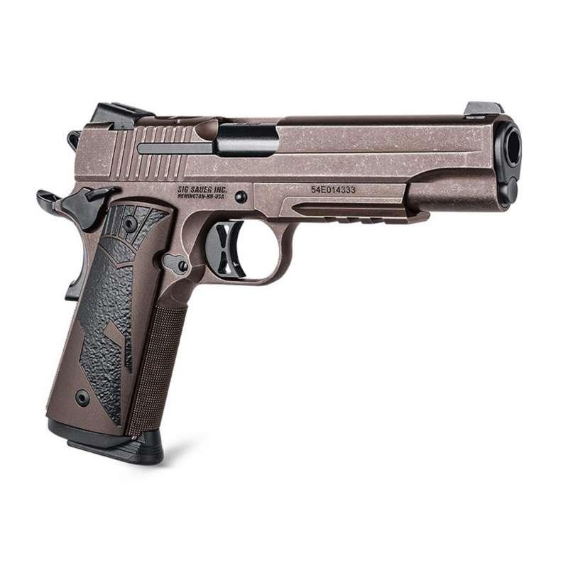 Rock Island 1911 .45 ACP Handgun Match 5 Barrel - $790.79