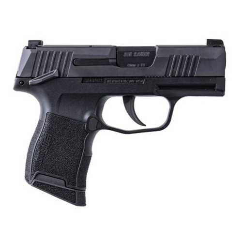 Sig Sauer P365 Nitron Micro-Compact Manual Safety 9MM Pistol