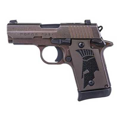 Sig Sauer P938 Spartan II Micro-Compact 9mm Pistol
