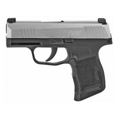 Sig Sauer P365 Stainless Micro-Compact 9mm Pistol