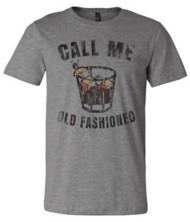 Mens Brew City Call Me Old Fashioned T-Shirt