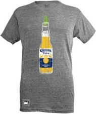 Men's Brew City Corona Bottle T-Shirt