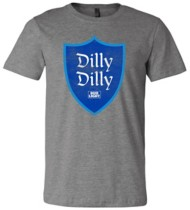 Mens Brew City Bud Light Dilly Dilly T-Shirt