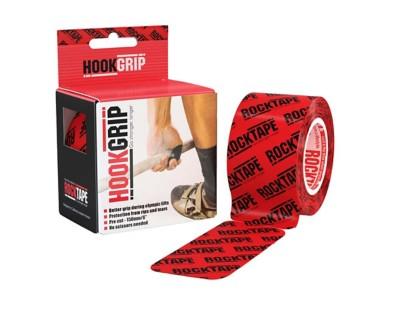 """RockTape 2"""" Hookgrip Pre-Cut Tape Roll"""