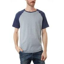 Men's PX Josiah Curved Hem Raglan T-Shirt