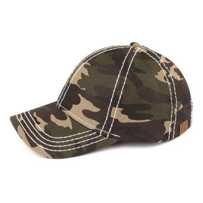 Women's C.C Camo Hat