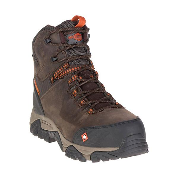5c247ffaf0 Men's Merrell Phaserbound Mid Waterproof Composite Toe Boots