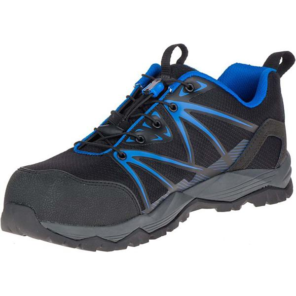 search for authentic shop for genuine matching in colour Men's Merrell FullBench Comp Toe Work Shoe
