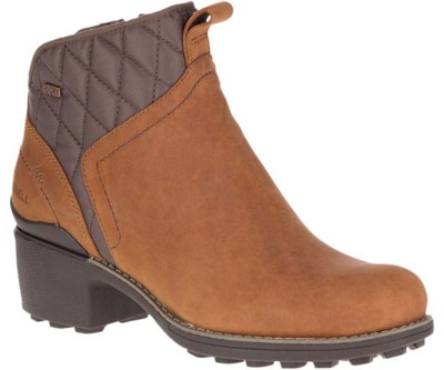 Women's Merrell Chateau Mid Pull On Waterproof Boots