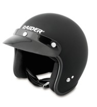 Adult Raider Journey Open Face ATV Helmet