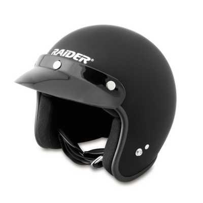Adult Raider Journey Open Face ATV Helmet