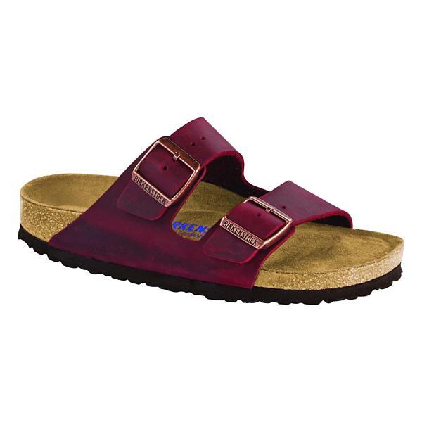 e2896ddab3bc Women's Birkenstock Arizona Soft Footbed Sandals | SCHEELS.com