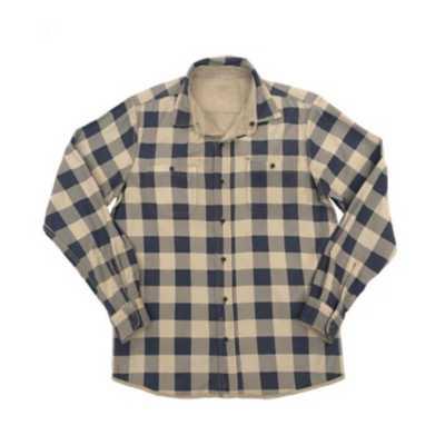 Men's Tailor Vintage Reversible Buff Cord Shirt