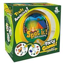 Spot it! Gone Camping Game