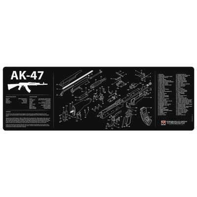 AK-47 TekMat Original Gun Cleaning Mat