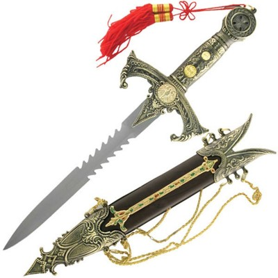 Master Cutlery Medieval Sword and Sheath