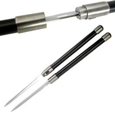 Master Cutlery Twin Ninja Sword