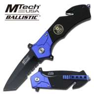 Master Cutlery Police Spring Assisted Knife