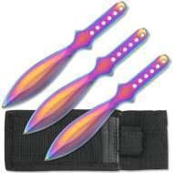 Master Cutlery Throwing Knife Set
