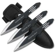 Perfect Point Thunder Throwing Knife Set
