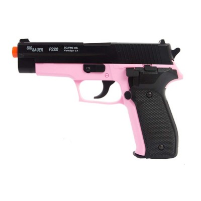 Soft Air USA Sig Sauer P226 Airsoft Pistol Kit